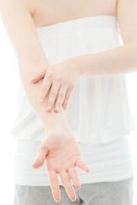 Epilation laser des bras